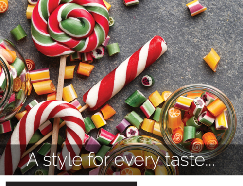 A style for every taste…