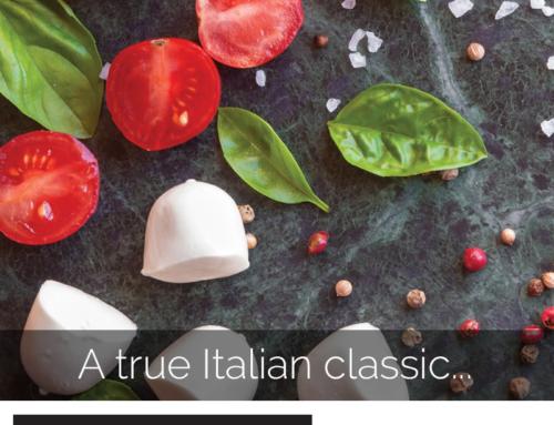 A true Italian classic…